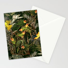 Floral and Birds XXXVI Stationery Cards