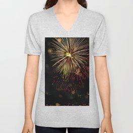 Firework collection 7 Unisex V-Neck
