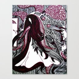 Tangled | Limited Edition of 50 Prints Canvas Print