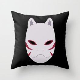 ANBU Throw Pillow