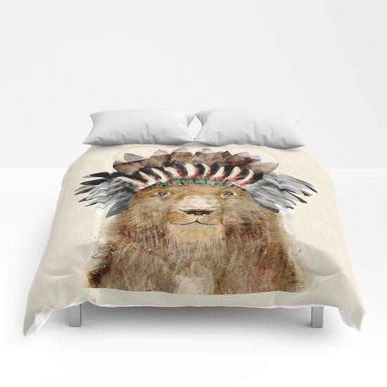 King Leo Comforters