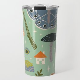 Fairy Garden Travel Mug