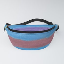 Ripples Waves and Whitecaps Fanny Pack