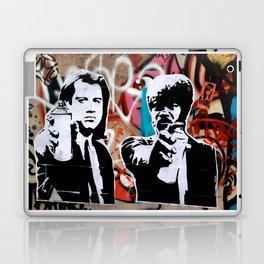 Art Is A Weapon Vince & Jules Laptop & iPad Skin
