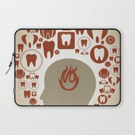 Toothache Laptop Sleeve