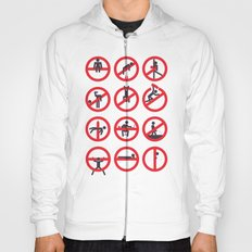 Not Permitted Hoody