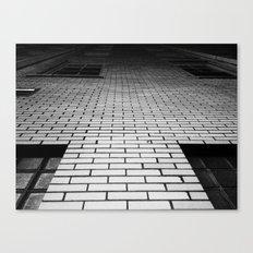 Hit the Bricks Canvas Print