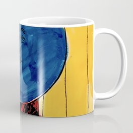 Bleuberry - Pop Art Surrealism Art Coffee Mug