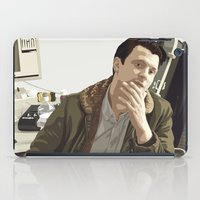 british iPad Cases featuring British Intelligence by AdamAether