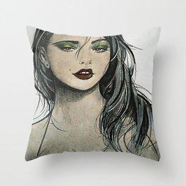 AMAZONA Throw Pillow