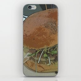 Big City Burger DPPA140817a iPhone Skin