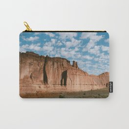Huge rock outcropping in Utah Carry-All Pouch