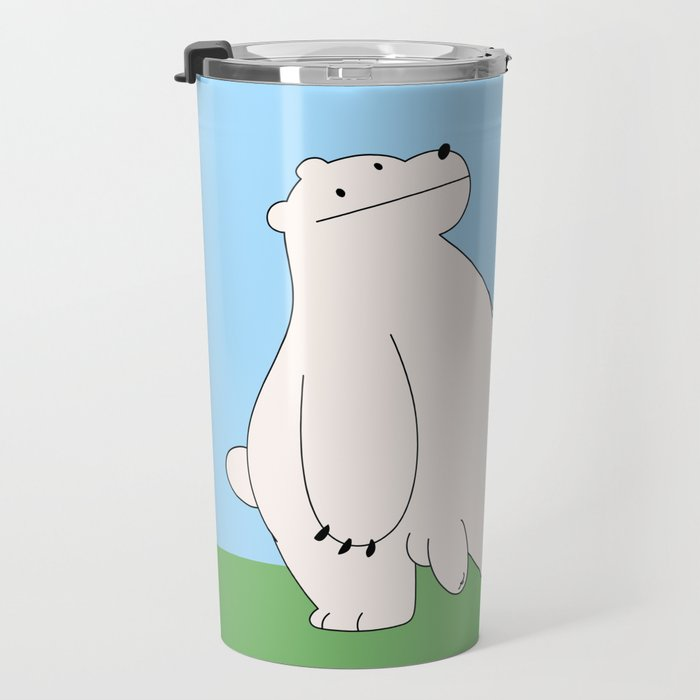 Peepoodo & Kevin Travel Mug
