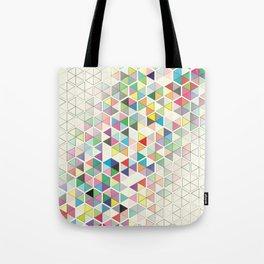 Cuben Split Tote Bag