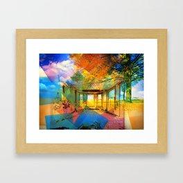 Colourful Dreams Framed Art Print