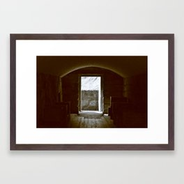 """""""The Year Was 1775"""" Framed Art Print"""