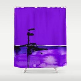 Introspection No. 20J by Kathy Morton Stanion Shower Curtain