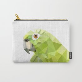 Parrot art Southern mealy amazon parrot Carry-All Pouch