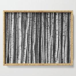Birch || Serving Tray