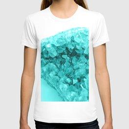 Aqua Ice Amethyst T-shirt