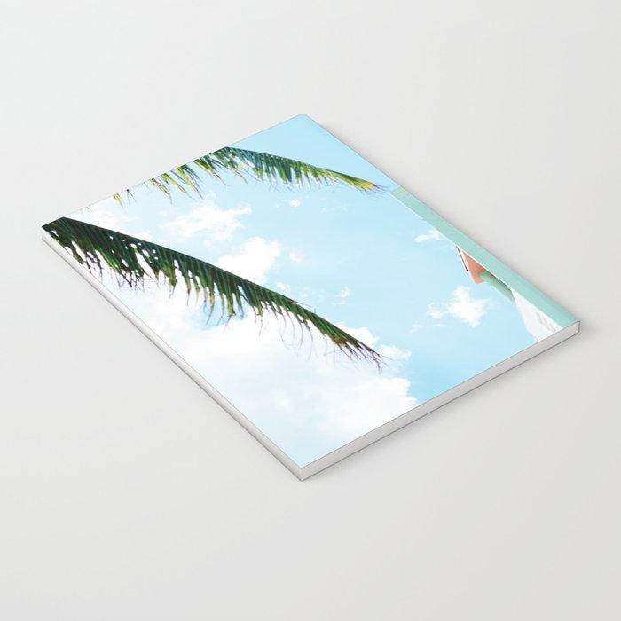 Miami Fresh Summer Day Notebook