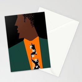 Midnight Citrus - Gentleman No 03 Stationery Cards