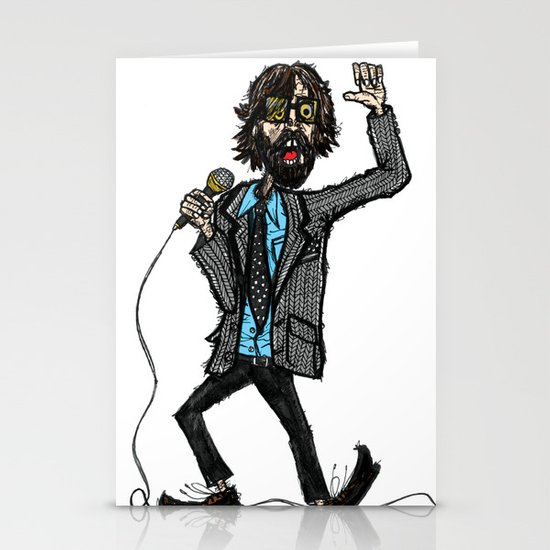 Jarvis Cocker Pulp Stationery Cards