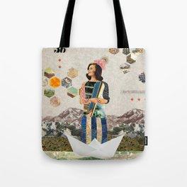 Maiden Voyage Tote Bag