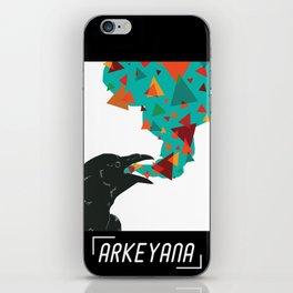 Crow's Tune iPhone Skin