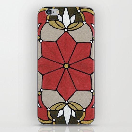 Arabesque n°3 iPhone & iPod Skin
