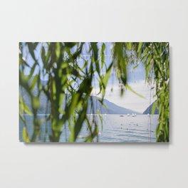 Lake Garda Metal Print