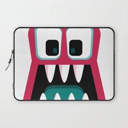 Bubble Beasts: Beastly Bubblegum Breath Freshener Laptop Sleeve