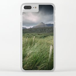 The Torridon Mountains Clear iPhone Case