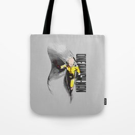 The most powerful hero alive Tote Bag