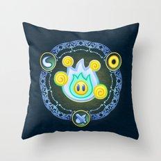 Lumina Wisp Throw Pillow