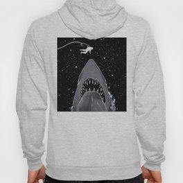 Astronaut Meet the Jaws Hoody