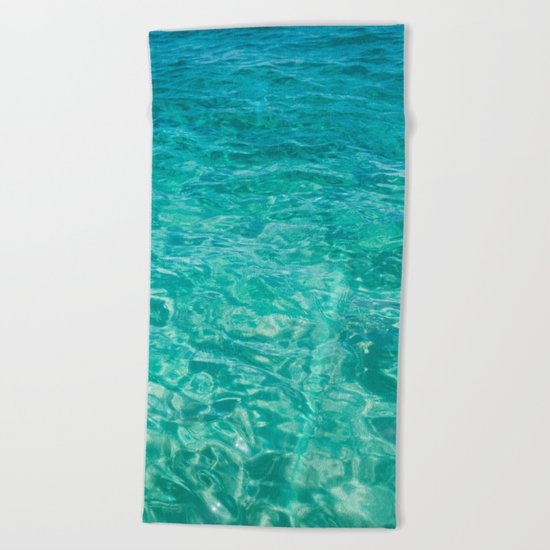 Cabo Water Beach Towel