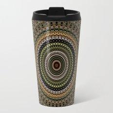 Fractal Kaleido Study 001 in CMR Travel Mug