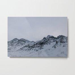 ICELAND VIII Metal Print