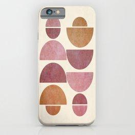 Geometrica 11 iPhone Case