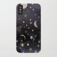 future iPhone & iPod Cases featuring Constellations  by Nikkistrange