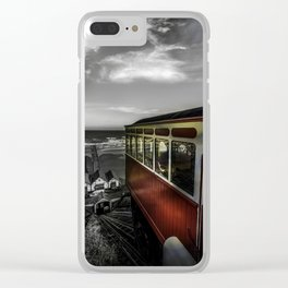 Ticket to Ride Clear iPhone Case