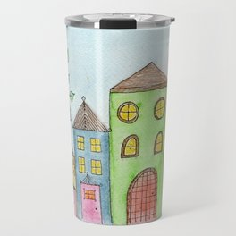 Happy Homes Travel Mug