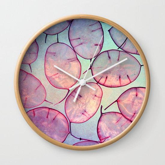 Lunedi II Wall Clock