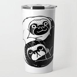 The Tao of Sloths Travel Mug