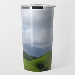 Spring has returned. The Earth is like a child that knows poems by heart. Travel Mug
