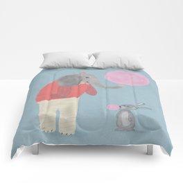 bubble fun Comforters