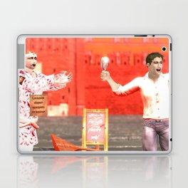 SquaRed: Champagne Laptop & iPad Skin