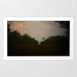 home /4 Art Print