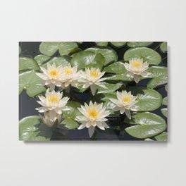Longwood Gardens - Spring Series 297 Metal Print